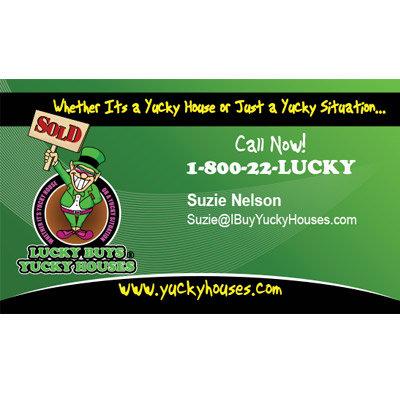 Lucky Business Card V02