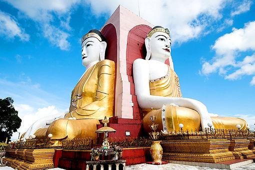 Kyaik Pun Pagoda Bago