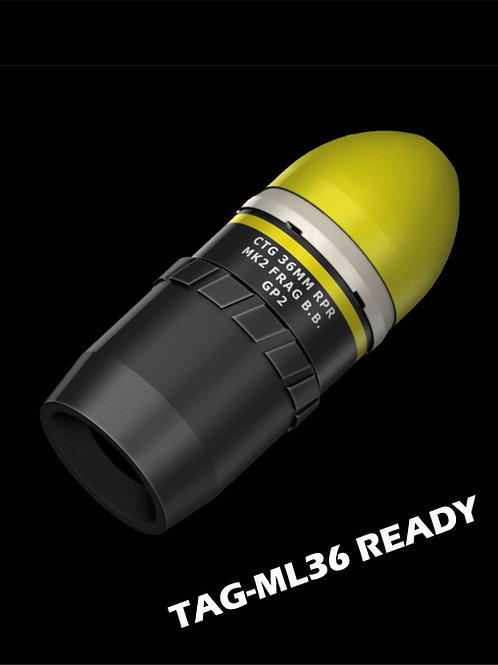 Taginn Reaper Mk 2  4.5 sec (Box 10)
