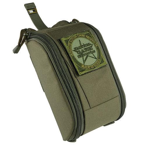 "TAGinn ""Battle pouch""GREEN"