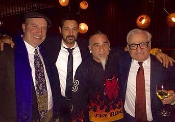Scorsese Dec 2016 Silence premiere party