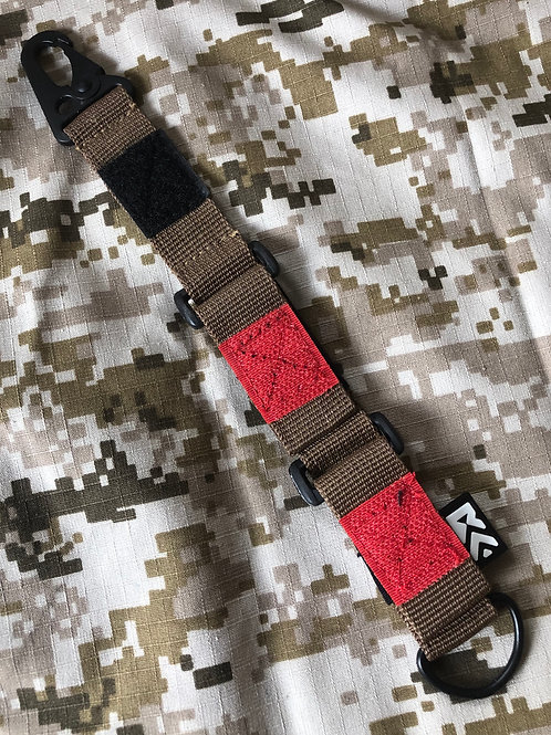 Rootiment Arms Centurion HitStick TAN Airsoft Medic Aid Hit Marker
