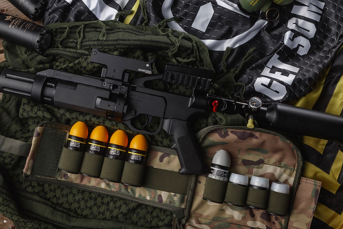 TAG-ML36 HPA Complete Grenade Launcher.