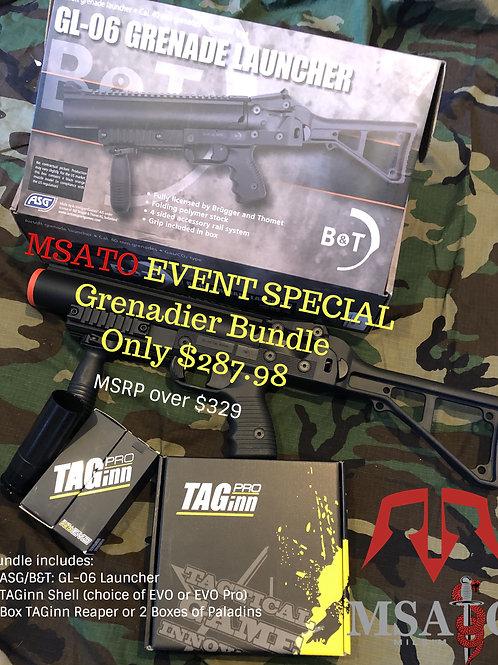 Grenadier Bundle Special