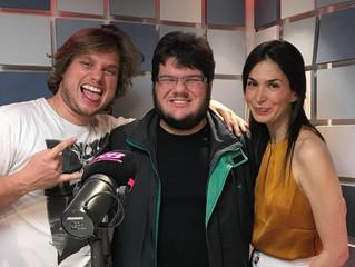Antenados #31 - Entrevista com Rael, Sara Sarres e Arthur Berges