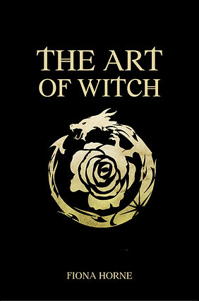 Art of Witch, Fiona Horne book release J