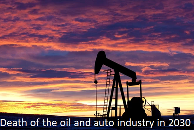 Death of the oil and auto industry
