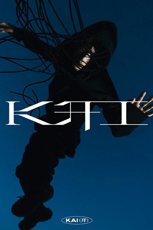 [PRE-ORDER] KAI (1st Mini Album)