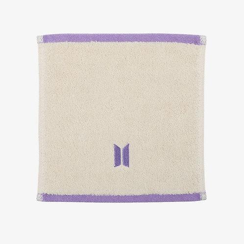 [ON-HAND] BTS POP-UP: Towel Handkerchief (BTS Logo)