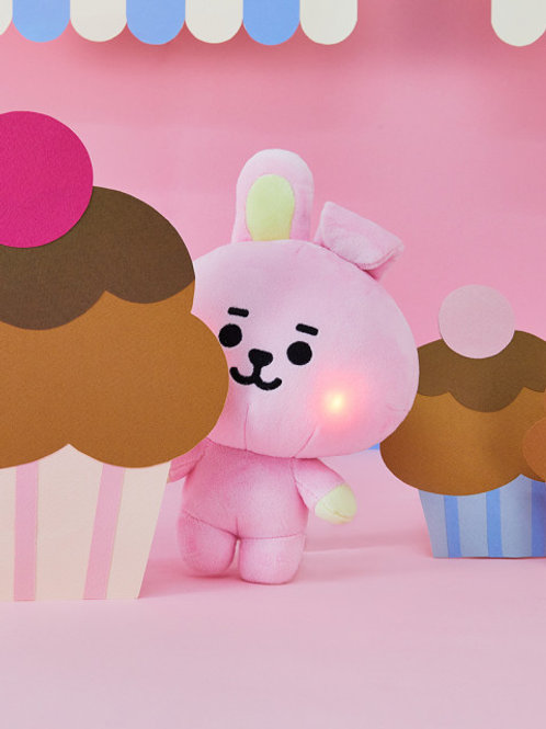 [ON HAND] BT21 Baby Cooky Lighting Doll