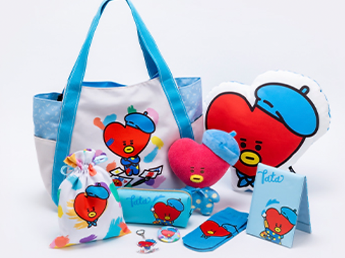 [ON HAND] BT21 Japan Happy Bag (TATA) - Individual Retail Only