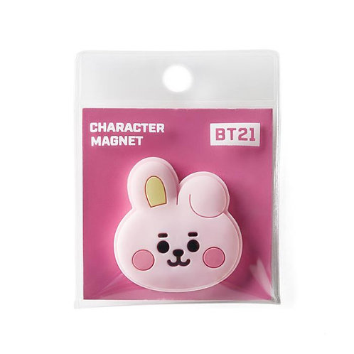[ON HAND] BT21 Baby Cooky Silicone Magnet
