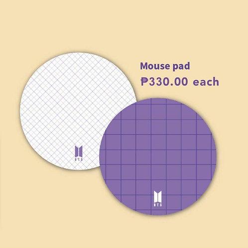 [ON-HAND] BTS POP-UP: Logo Mousepad