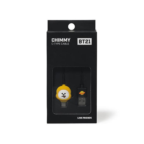 [ON HAND] BT21 Chimmy C-Type Cable