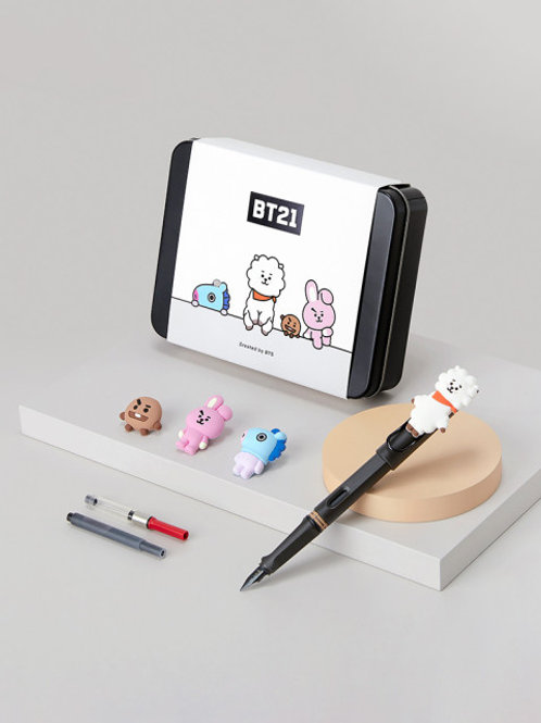 [PRE-ORDER] BT21 x Lamy Limited Edition Safari Umbra Pen