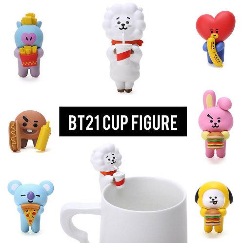 [ON HAND] BT21 Byte Cup Figure
