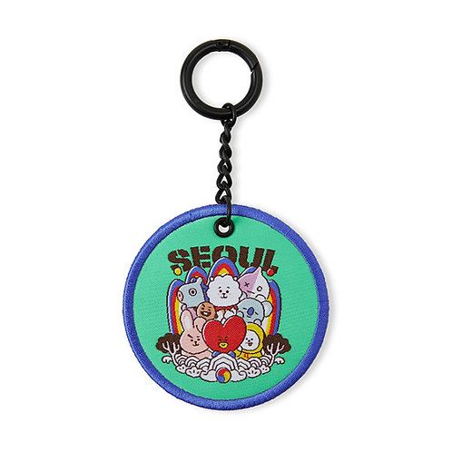 [PRE ORDER] BT21 City Edition SEOUL Key Ring