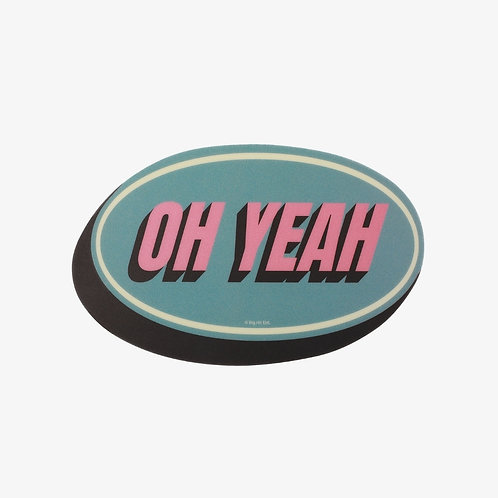 [ON HAND] Boy With Luv Mousepad - Oh Yeah