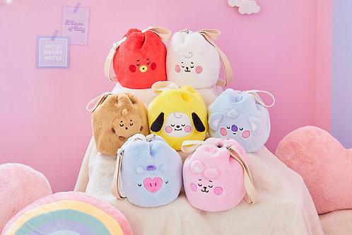 [PRE-ORDER] BT21 BABY Bucket Bag Dream of Baby