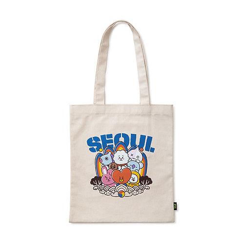 [PRE ORDER] BT21 City Edition SEOUL Eco Bag