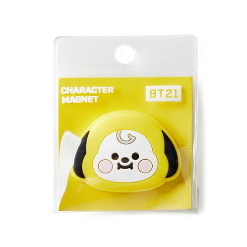 [ON HAND] BT21 Baby Chimmy Silicone Magnet
