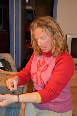 Atelier DIY - bracelet tressé