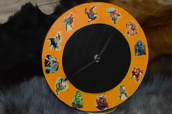 Horloge Super Heros