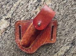 Coffret DIY - Étui Opinel en cuir