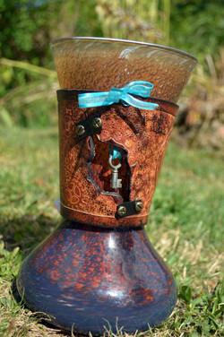 Vase steampunk