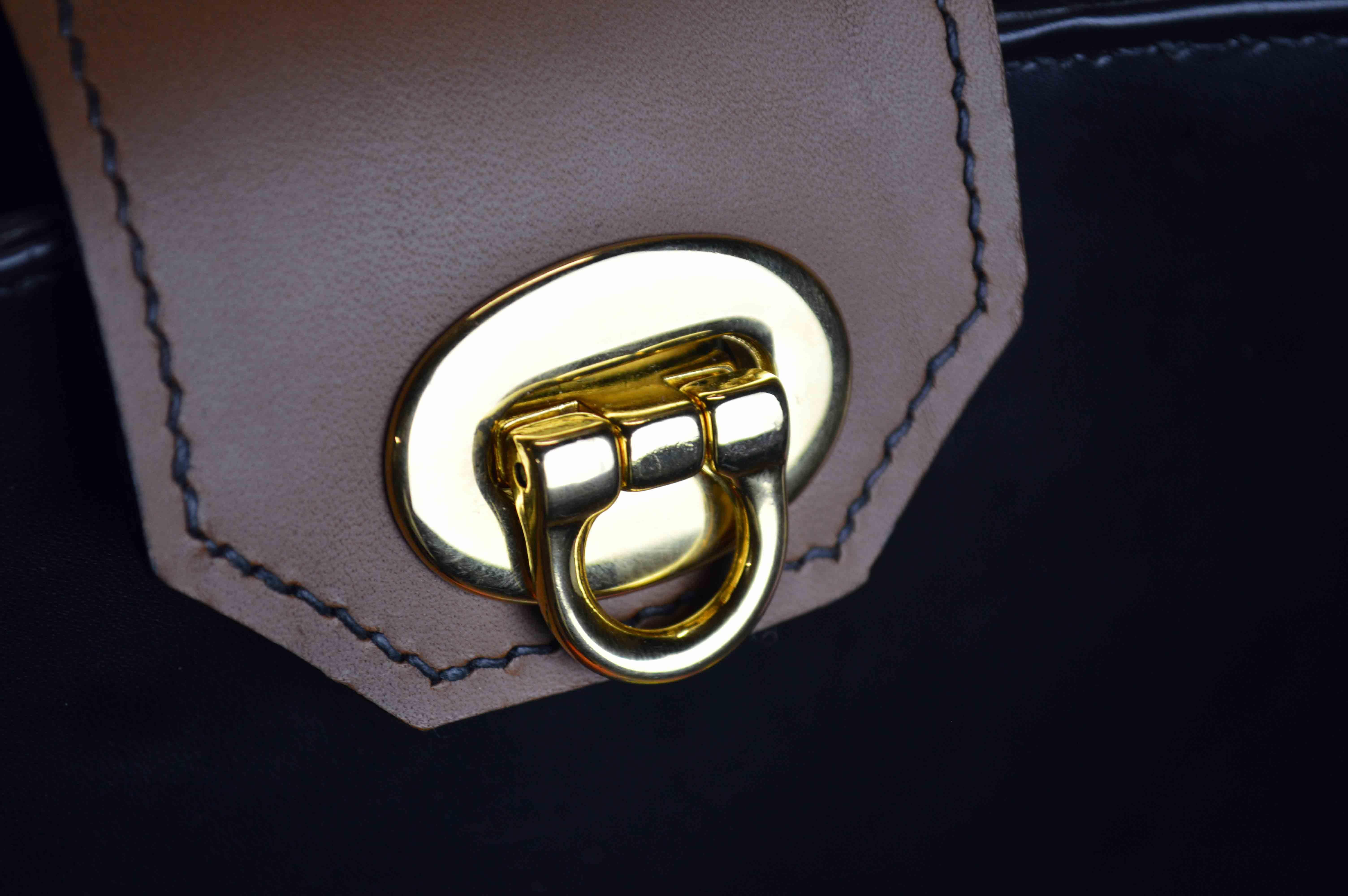 Fermoir sac luxe