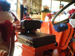 Assise de Tracteur