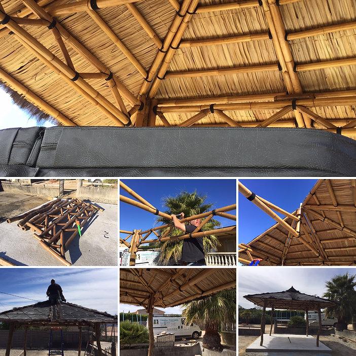 gazebo atelier piscines