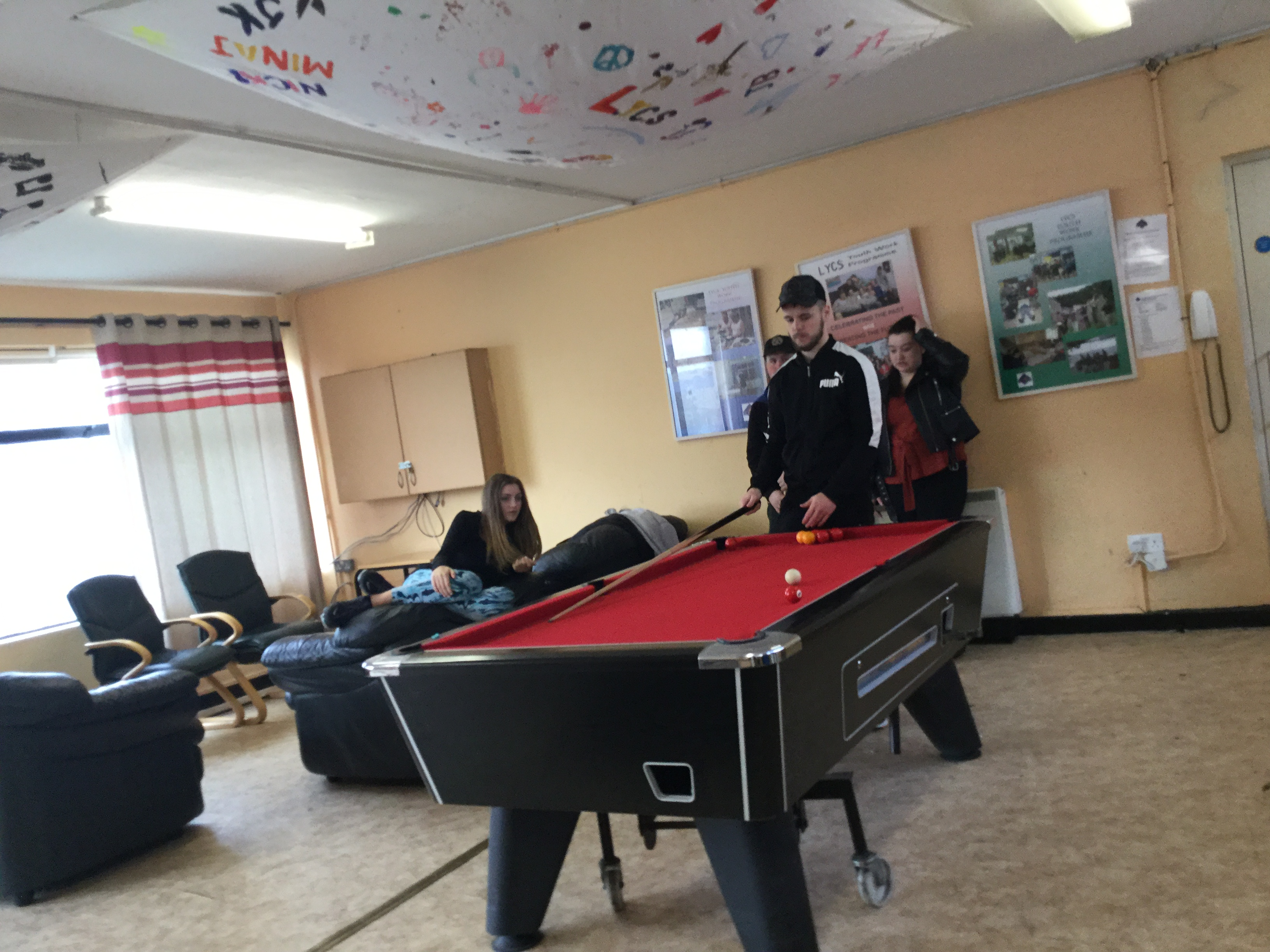 Pool Competition