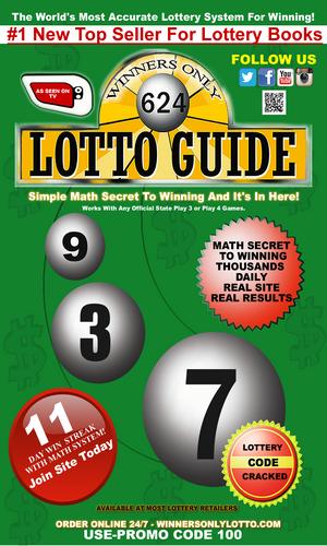 Lottery Winners - Lottery Store