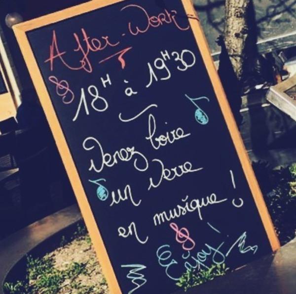 Afterwork Dijon - restaurant bar Édito