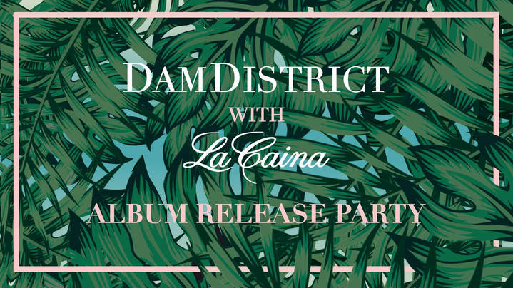 DAMDISTRICT RELEASE PARTY