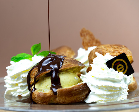 dessert restaurant à chalons en champagn