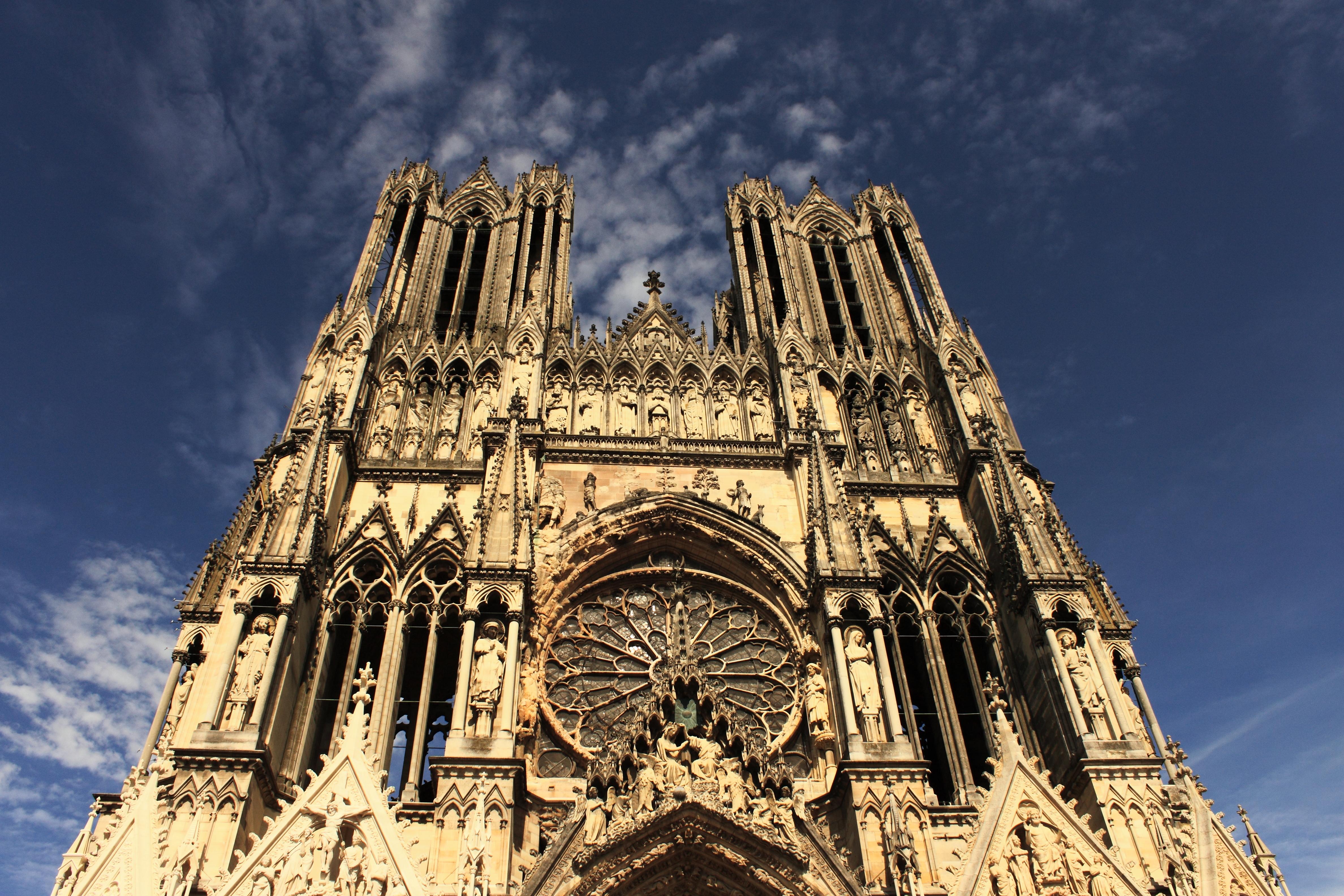 Hotel Bristol   Cathédrale de Reims
