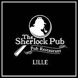 Restaurant Lille | Logo Sherlock Pub Lille