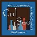 logo Cul Sec Bar à Vins Reims Groupe Au