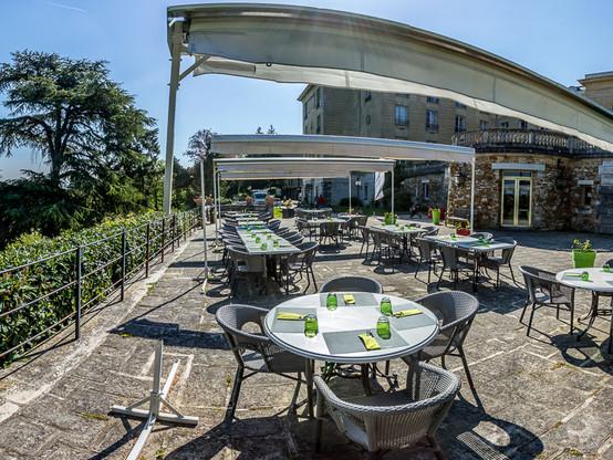 Restaurant mariage 78 à rochefort en yve