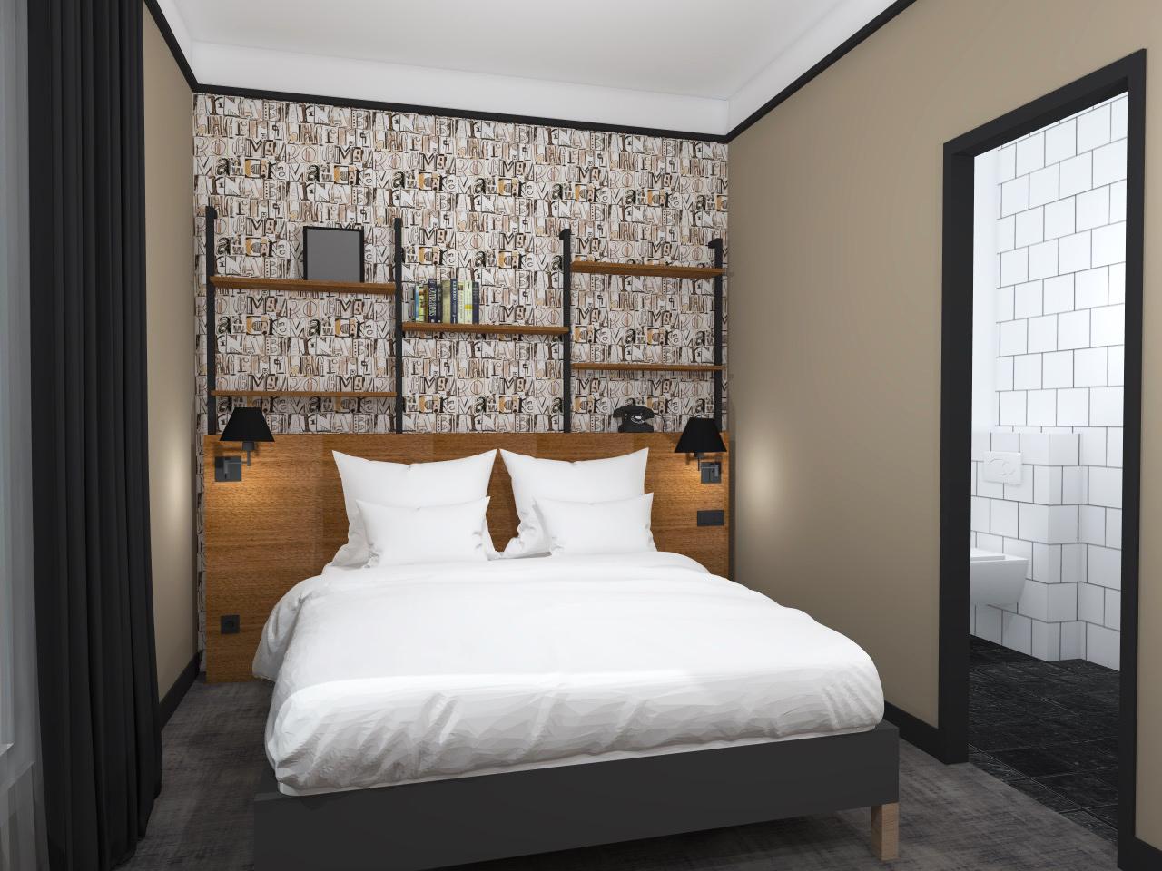 Hotel Bristol   Chambre hotel reims