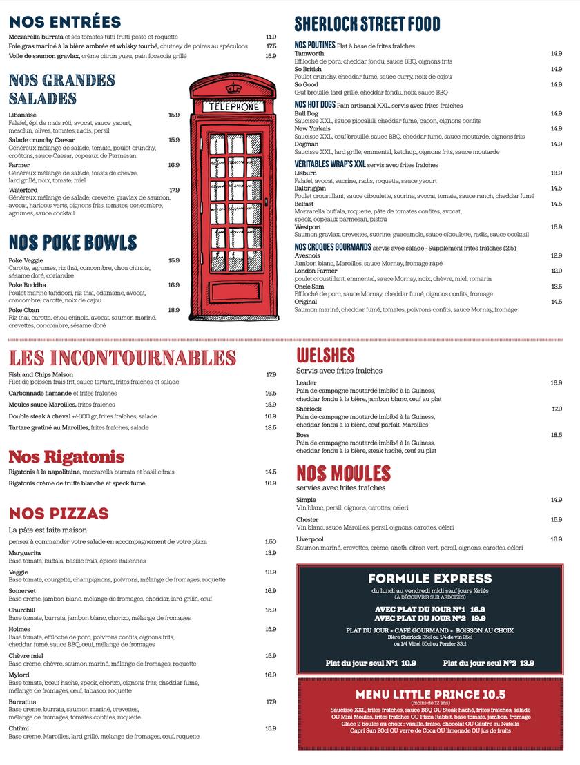2 Restaurant Lille Brasserie Lille - The