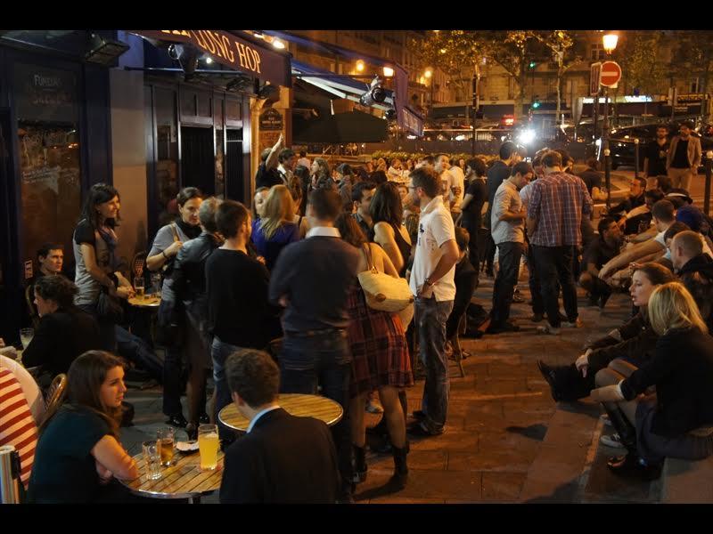 The Long Hop Pub Restaurant Paris 5