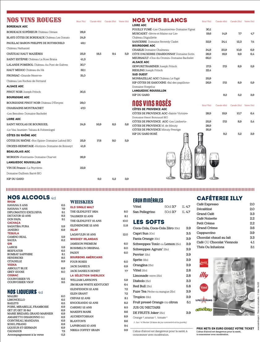 4 Restaurant Lille Brasserie Lille - The