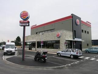 Le Burger King Cormontreuil a ouvert ses portes