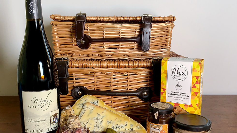 French Food Hamper