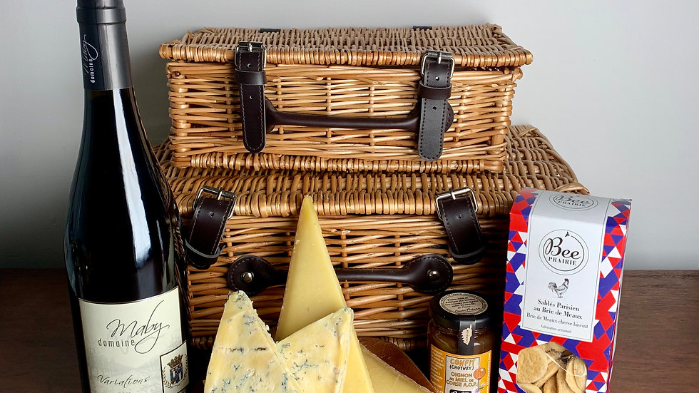 Ultimate Cheese Gift Hamper
