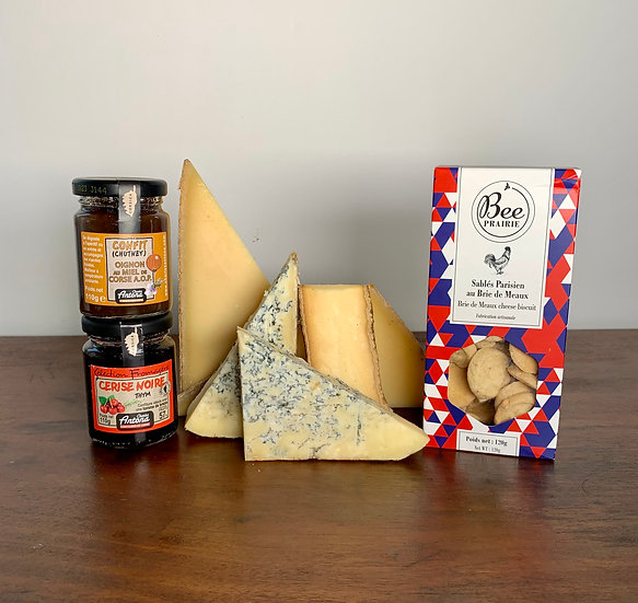 French Cheese Bundle