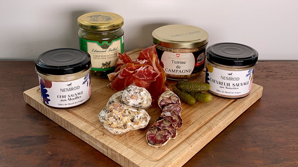 French Meat Bundle